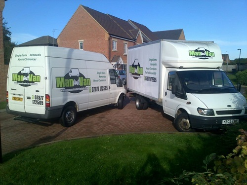 House clearances in Hertfordshire
