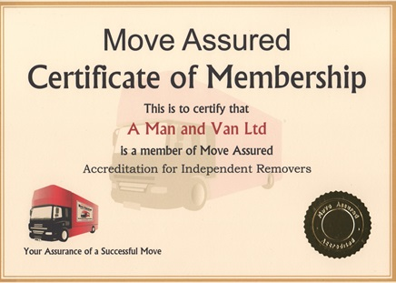 Move Assured Removals in Stevenage